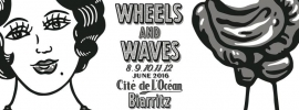 PAUL MARIUS & Wheels and Waves