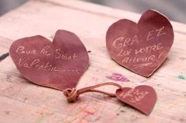 Gravez lui votre amour pour la Saint Valentin