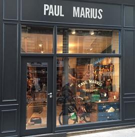 PAUL MARIUS s'installe dans le Marais !