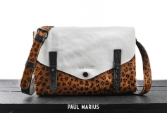 L'Indispensable Leopard - Black / White