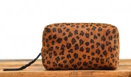 Adèle Leopard - Black