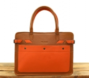 L'Ambitieux - Light Brown / Orange