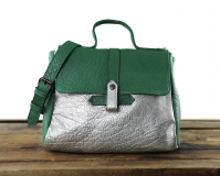 LeCorneille Jungle Green / Silver