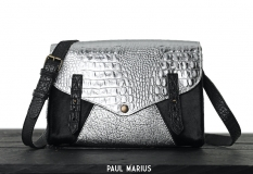 L'Indispensable Caiman - Silver / Black