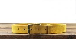 LaCeinture Magnifique Nubuck - 30mm - Saffron