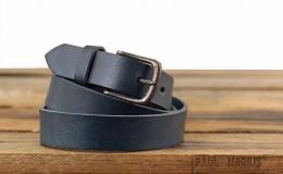 LaCeinture à Boucle - 115 cm - Bleu Encre