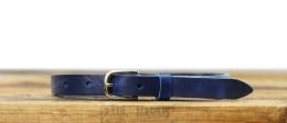 LaCeinture Magnifique - 20mm - Bleu Saphir