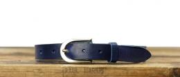 LaCeinture Magnifique - 25mm - Bleu Saphir