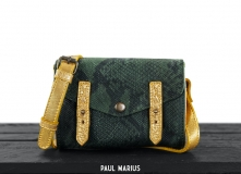 LeMini Indispensable Python - Dark Green