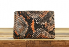 LePorte-cartes GABIN Python - Orange