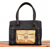 LeRive Gauche M - Black / Gold