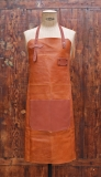 Apron Leather - Light Brown