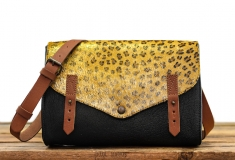 L'Indispensable Leopard - Black / Gold