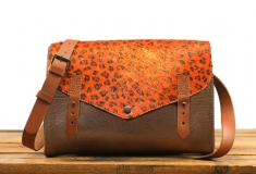 L'Indispensable Leopard - Orange / Copper