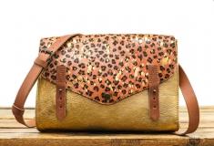 L'Indispensable Leopard - Pink / Gold