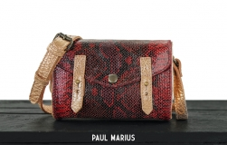 LeMini Indispensable Python - Dark Red