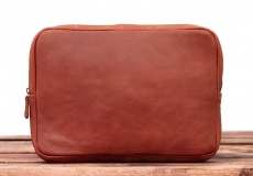 Laptop Case - Light Brown - 13 inches