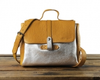 LeCorneille Saffron / Silver