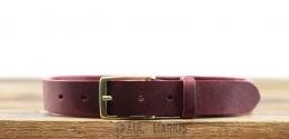 LaCeinture Magnifique - 30mm - Prune