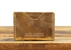 LePorte-cartes Gabin - Gold