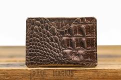 LePorte-cartes GABIN Caiman - Copper