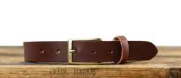 LaCeinture Magnifique - 30mm - Brun
