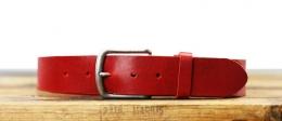 LaCeinture Magnifique - 40mm - Rouge Carmin