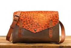 L'Indispensable Leopard - Orange / Copper
