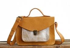 Petits sacs en cuir style vintage pour les femmes - Paul Marius