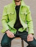 LeNuméro 1 S - Chartreuse Green