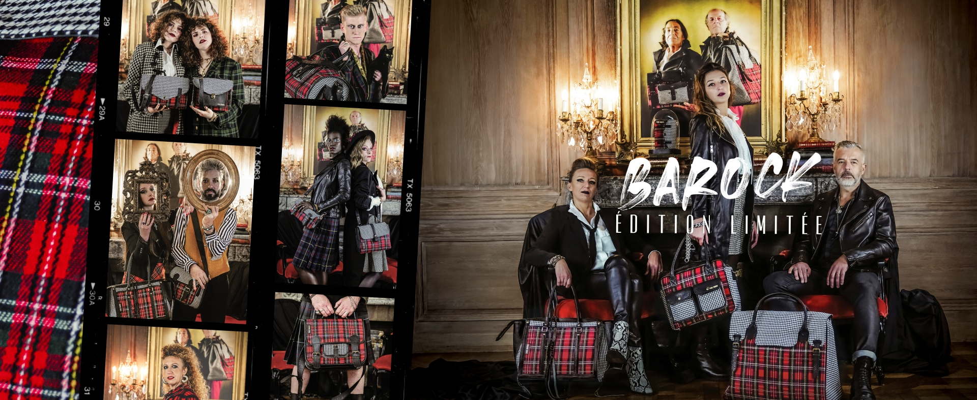 Nouvelle collection BAROCK