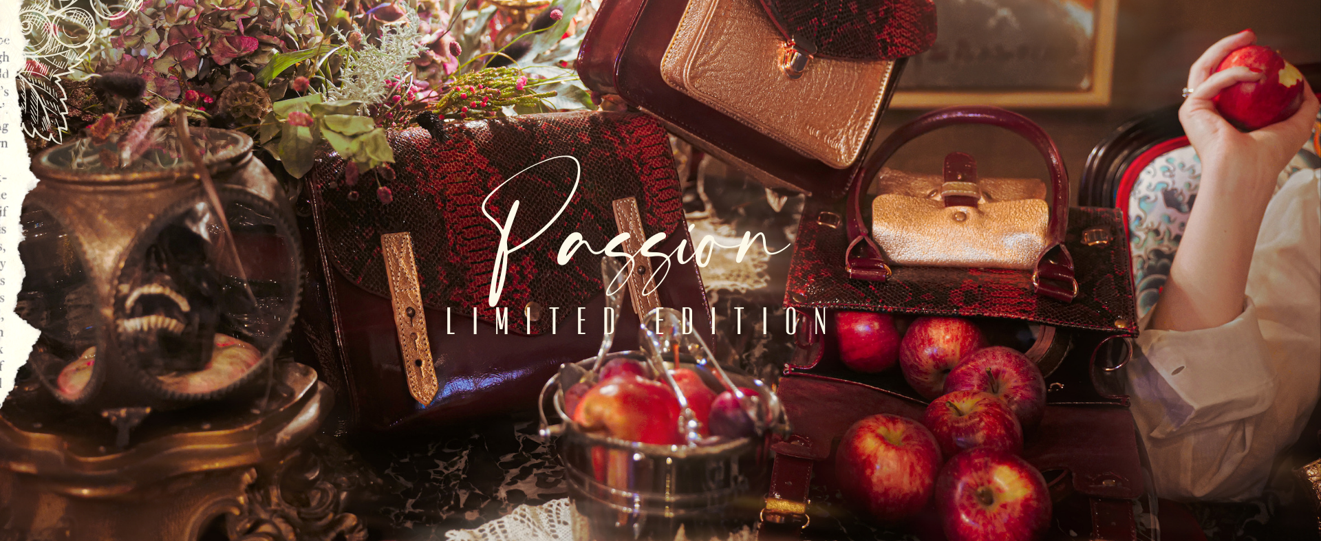 NEW COLLECTION - PASSION