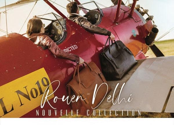 Nouvelle collection Rouen-Delhi