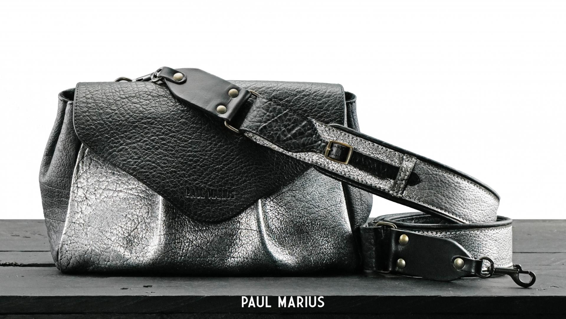 Suzon M - Sac à main cuir femme - Paul Marius