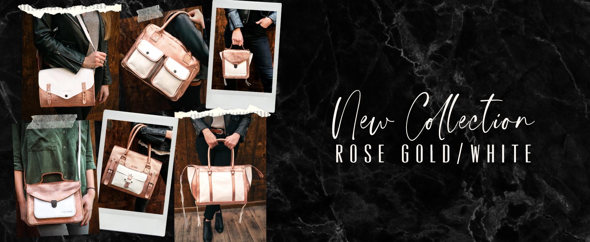 Or Rose / Blanc