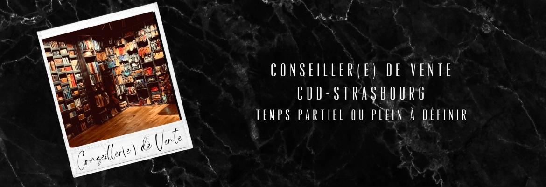 Conseiller/Conseillère de vente - Strasbourg