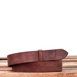 LaCeinture - Middle Brown - 90 cm