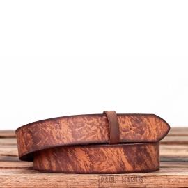 LaCeinture 90 cm - Indie Middle brown