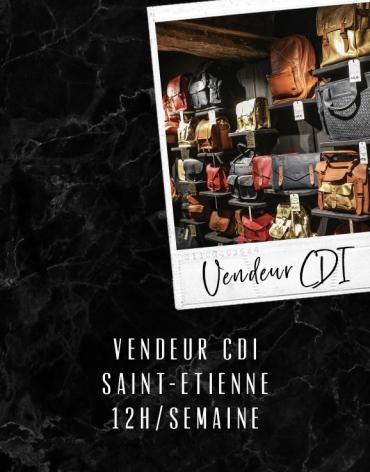 Vendeur CDI - Saint-Etienne