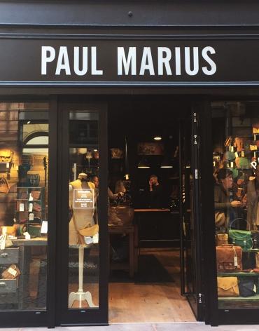 PAUL MARIUS