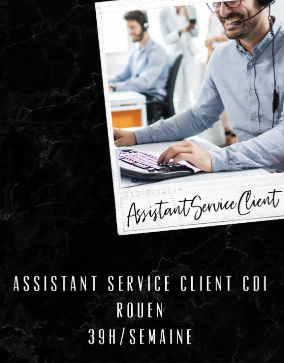 Assistant Service Client - CDI