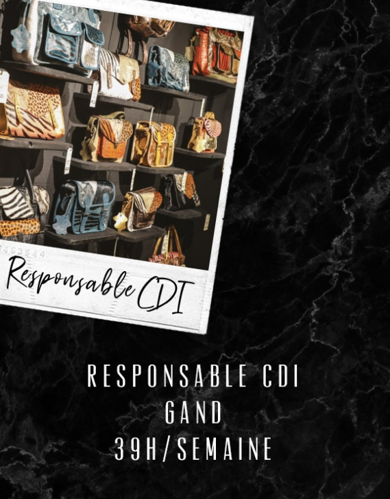 Responsable de boutique - Gand