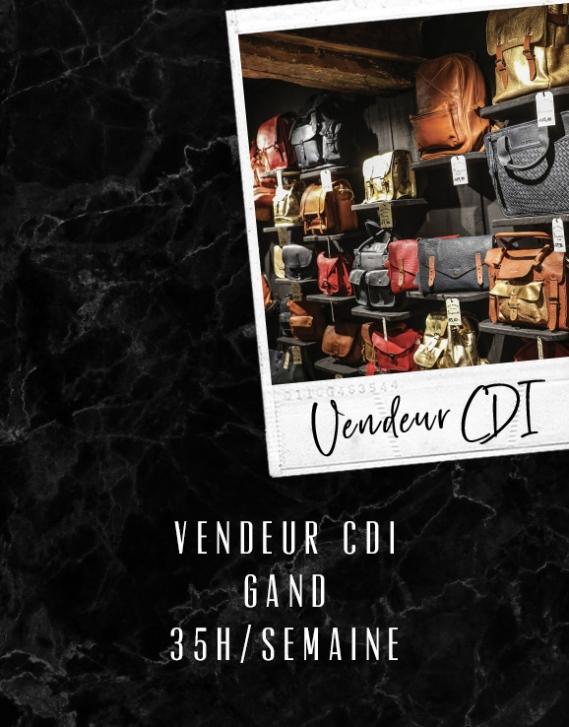 Vendeur CDI Gand