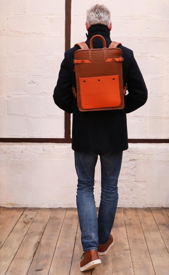 LeCitadin - Naturel / Orange