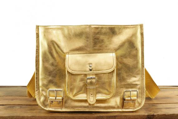 LeCartable M - Gold