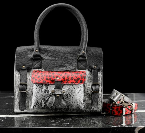 LeRive Gauche M Chimera - Silver / Black / Red