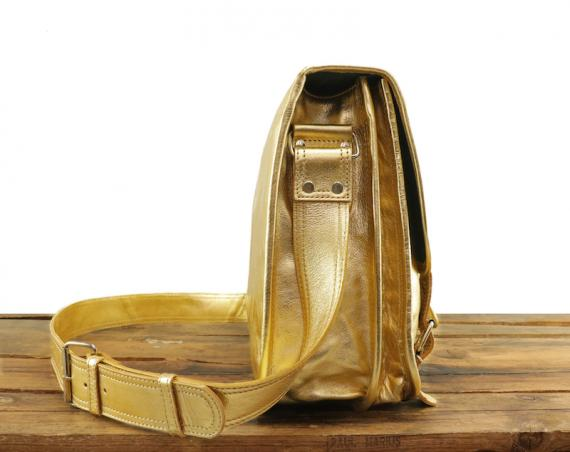 LeCartable M - Gold