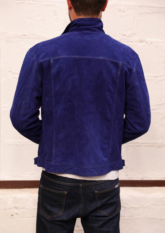 LeNuméro 1 - Bleu Roi / 46-XS