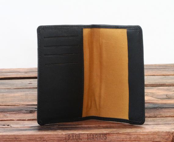 L'Étui pour Passeport - Noir
