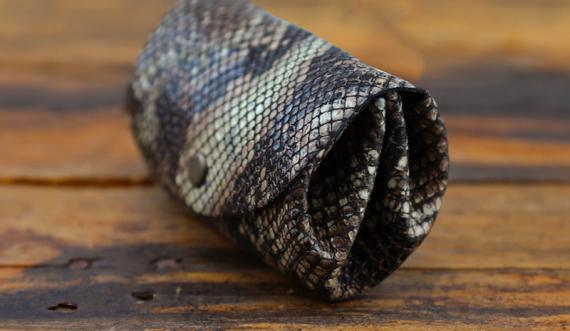 LeGustave Python - Noir